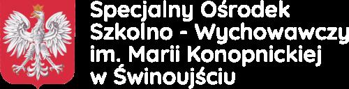 Logo Specjalnego Ośrodka Szkolno-Wychowawczego w Świnoujściu